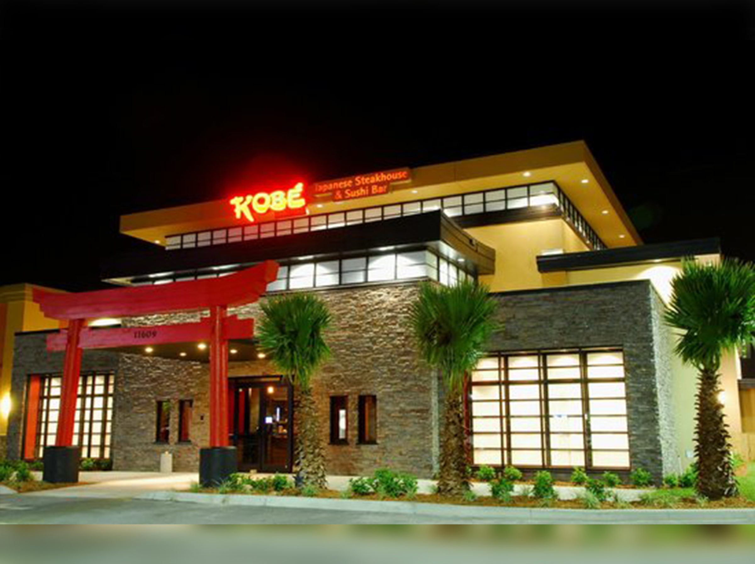 Kobe Japanese Steakhouse, Kissimmee, FL - Grassland